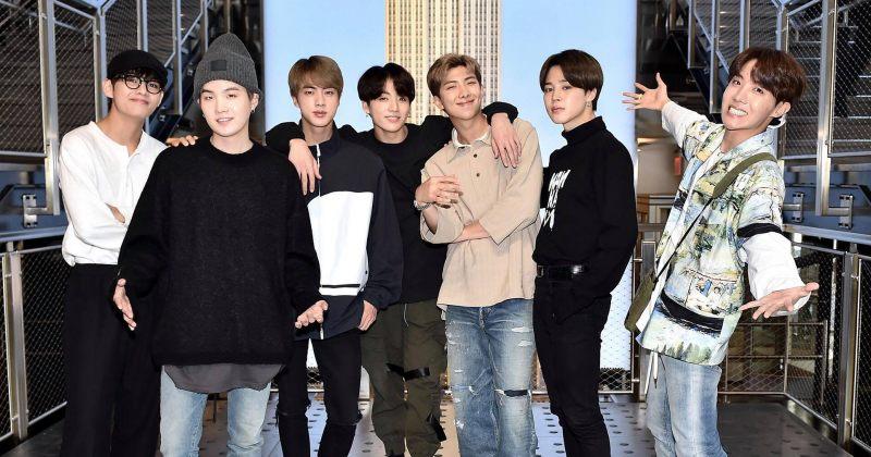 K-pop ჯგუფს BTS ხანგრძლივი შესვენება ექნება