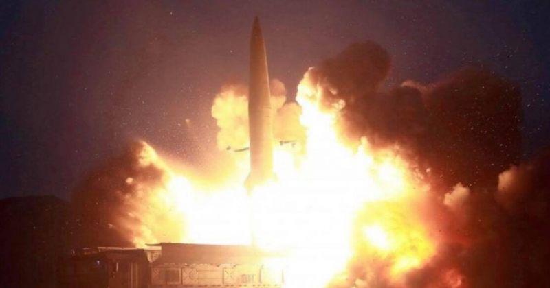ჩრდილოეთ კორეამ ბოლო 3 კვირაში მეხუთე სარაკეტო გამოცდა ჩაატარა