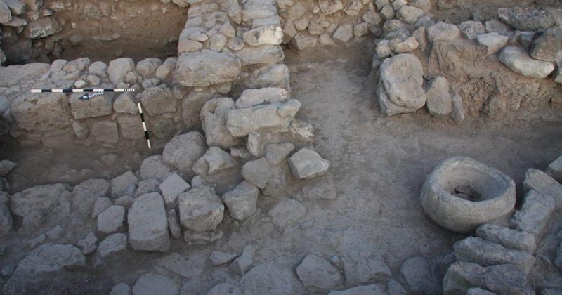 50 საუკუნის წინანდელი ნაგებობები - არქეოლოგიური ექსპედიცია რაბათის ნამოსახლარზე (ფოტოები)