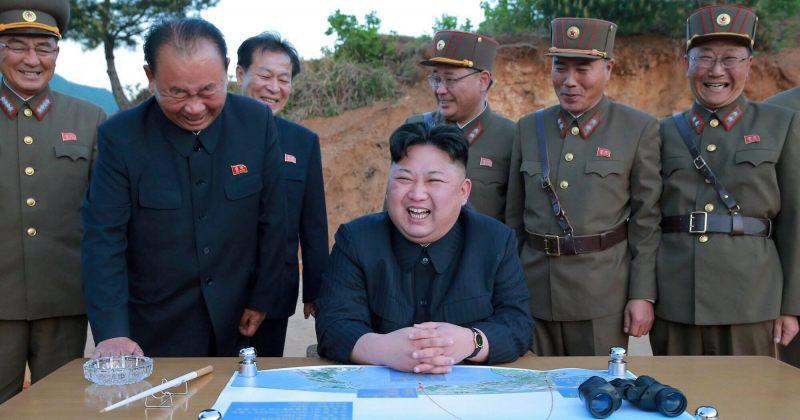 ჩრდილოეთ კორეამ ბოლო კვირების მანძილზე მეშვიდე სარაკეტო გამოცდა ჩაატარა