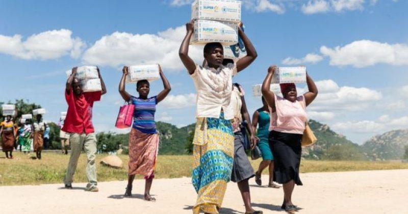 გაერო: ზიმბაბვეში მოსახლეობის მესამედი შიმშილობის ზღვარზეა