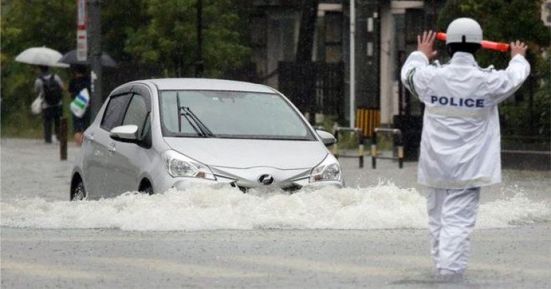 წყალდიდობები იაპონიაში - ძლიერი წვიმის შედეგად 3 ადამიანი დაიღუპა