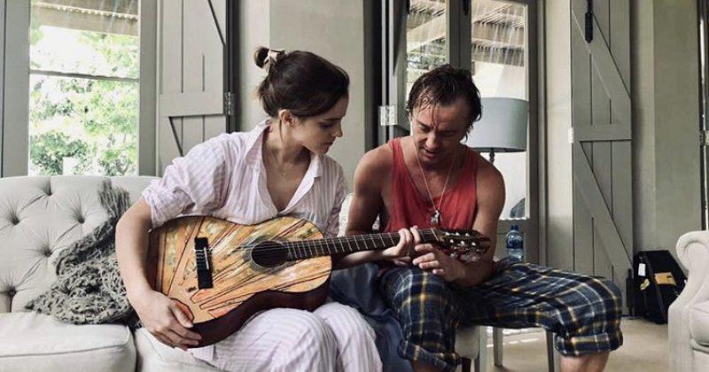 ემა უოტსონი და ტომ ფელტონი სამხრეთ აფრიკაში ერთად ისვენებენ