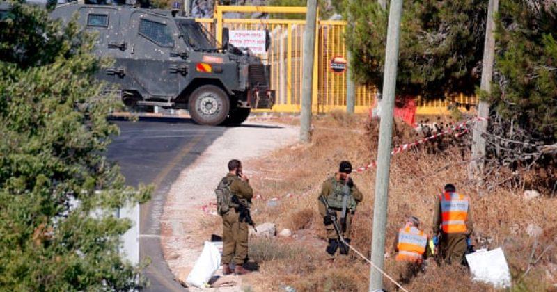 დასავლეთ სანაპიროზე ისრაელის არმიის ჯარისკაცს ცივი იარაღით თავს დაესხნენ და მოკლეს