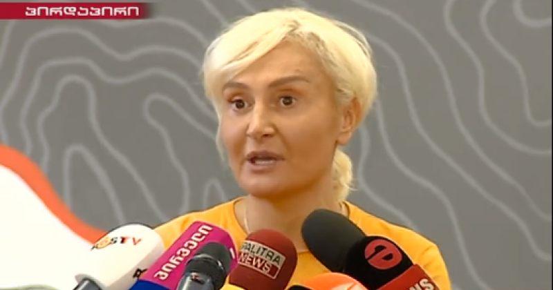 ჟორჟოლიანი:  სალიამ გამათავისუფლა იმიტომ, რომ ქიბარ ხალვაში არ მომწონს