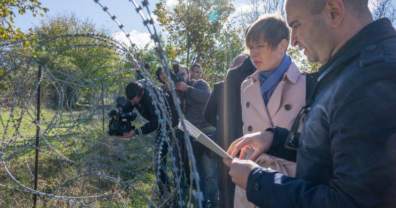 ესტონეთის პრეზიდენტმა გუგუტიანთკარში მიმდინარე მოვლენები დაგმო