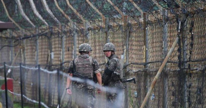 ჩრდ. კორეელი ჯარისკაცი დემილიტარიზებული ზონის გავლით სამხრ. კორეაში გადაიპარა