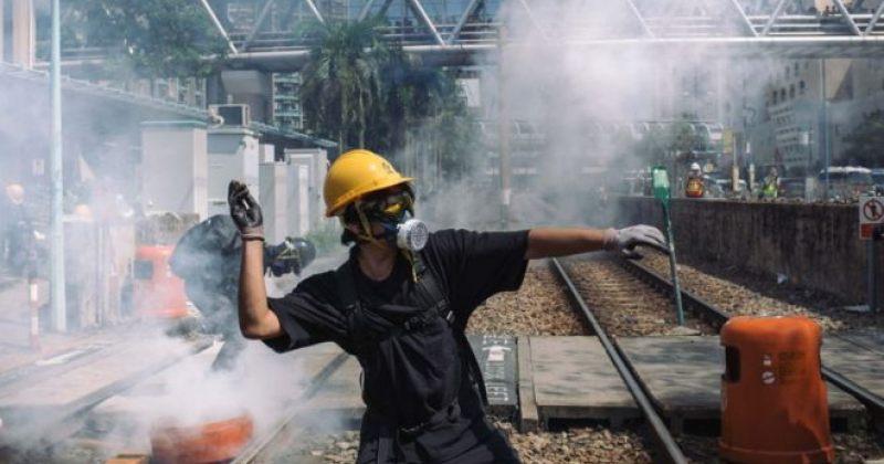 ჩინეთი ჰონგ-კონგელ მომიტინგეებს აფრთხილებს: ცეცხლს ნუ ეთამაშებით