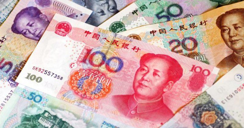 ჩინური იუენი დოლართან მიმართებით 11 წლის მანძილზე რეკორდულ მინიმუმამდე დაეცა
