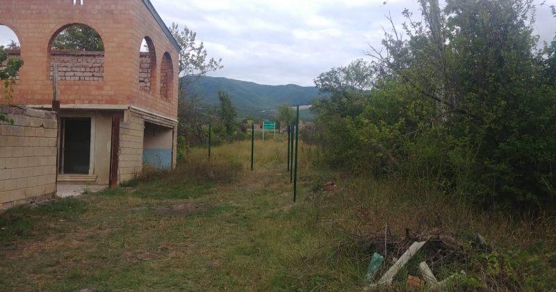 რუსმა სამხედროებმა გუგუტიანთკართან სამუშაოები განაახლეს, 2 სახლი ოკუპირებულ ზონაში მოხვდა