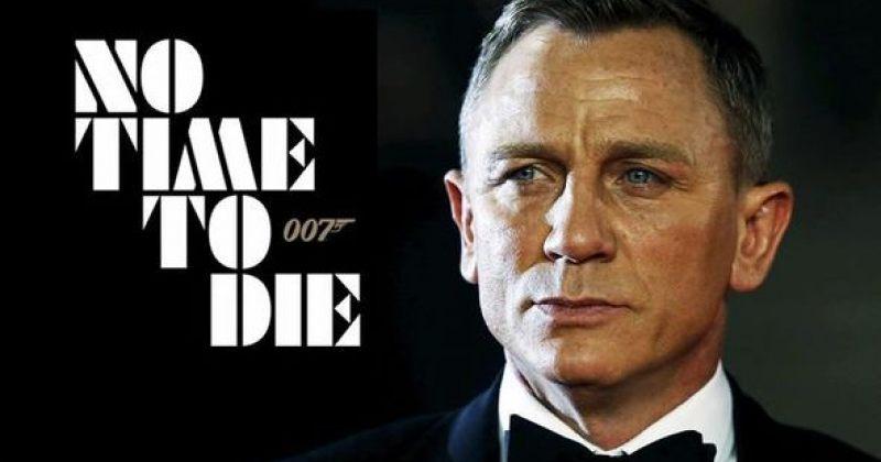ჯეიმს ბონდის შემდეგი ფილმი 2020 წლის აპრილში გამოვა და მას NO TIME TO DIE ერქმევა