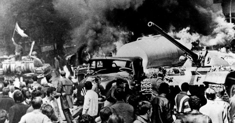 51 წელი საბჭოთა კავშირის მიერ პრაღის გაზაფხულის დასრულებიდან