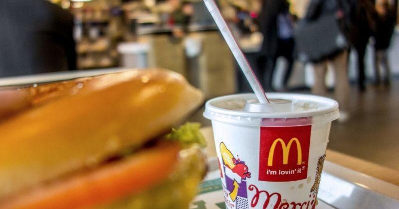 McDonald's ქაღალდის საწრუპებს არ გადაამუშავებს - პლასტმასისგან განსხვავებით