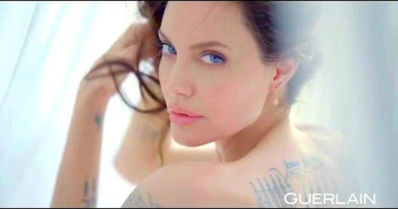 ანჯელინა ჯოლი Mon Guerlain-ის ახალ რეკლამაში [Video]