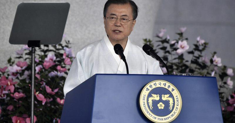 სამხრეთ კორეის პრეზიდენტს სურს, რომ კორეის ნახევარკუნძული 2045 წლამდე გაერთიანდეს
