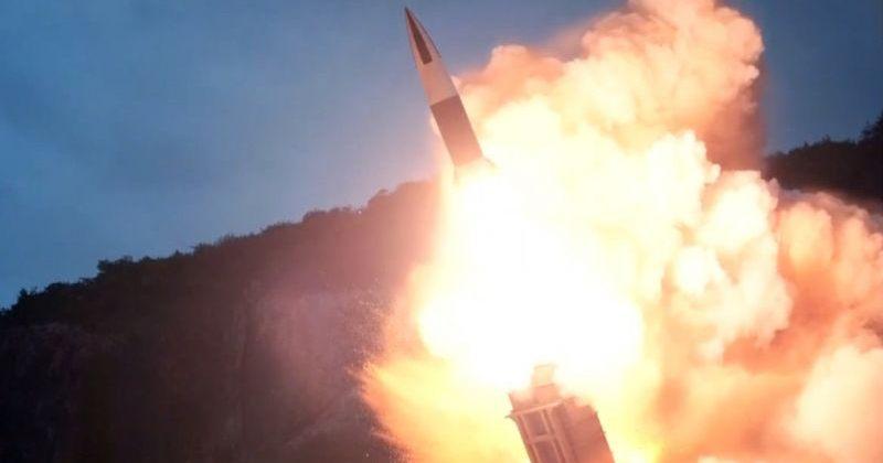 ჩრდილოეთ კორეამ ბოლო კვირების მანძილზე მეექვსე სარაკეტო გამოცდა ჩაატარა