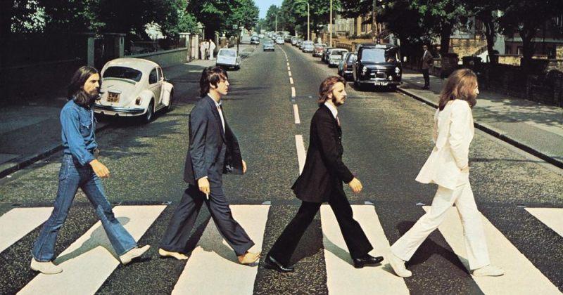ები-როუდზე The Beatles-ის ლეგენდარული ფოტოს გადაღებიდან 50-ე წლისთავს აღნიშნავენ