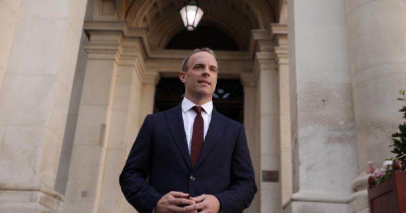 გაერთიანებული სამეფო ჰონგ-კონგში ექსტრადიციის კანონპროექტის გაწვევას მიესალმება