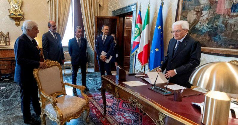 იტალიის დემოკრატიული პარტია და 5 ვარსკვლავის მოძრაობა სამთავრობო კოალიციისთვის მზად არიან