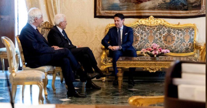 იტალიის პრეზიდენტმა კონტეს და ოპონენტ პარტიებს სამთავრობო კოალიციის შექმნის მანდატი მისცა
