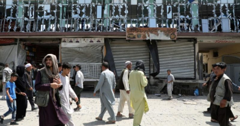 ქაბულის პოლიციის შენობის აფეთქებაზე პასუხისმგებლობა თალიბანმა აიღო