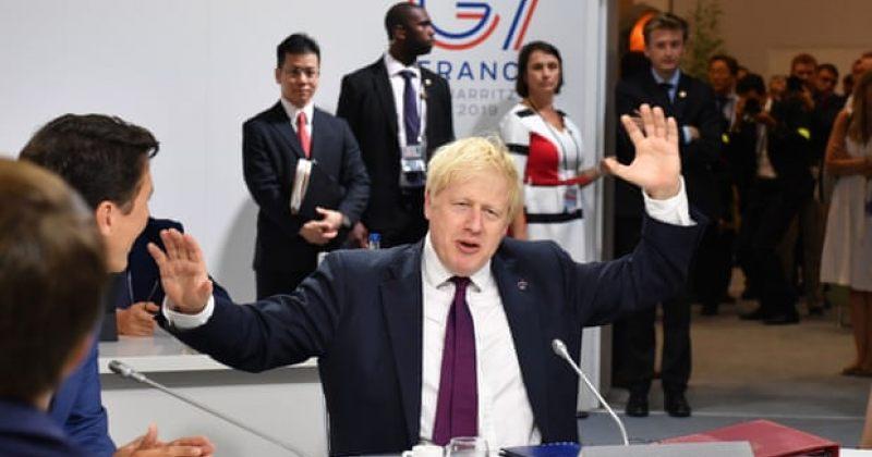 ჯონსონი: ევროკავშირიდან შეთანხმების გარეშე გასვლის სცენარს მარტივად გავუმკლავდებით