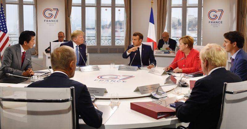 მაკრონის თქმით G7-ის ლიდერები ამაზონის ჯუნგლებში ხანძრის ჩაქრობაში დახმარებაზე შეთანხმდნენ