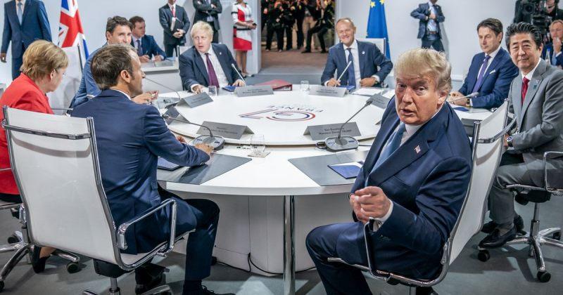 ტრამპმა G7-ის ლიდერებს შემდეგი სამიტის ჩასატარებლად ფლორიდაში საკუთარი კურორტი შესთავაზა