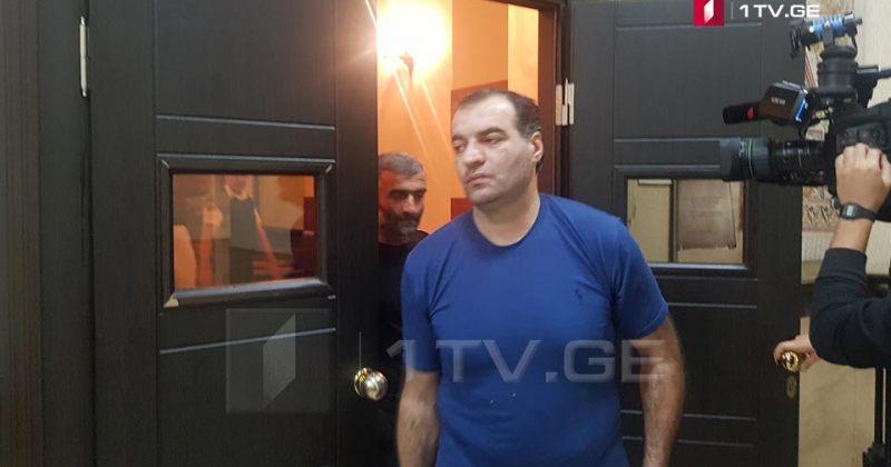 20 ივნისის საქმეზე ბრალდებული სპეცრაზმელი გირაოს სანაცვლოდ დარბაზიდან გაათავისუფლეს