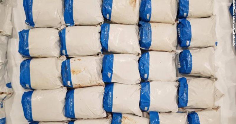 148 მილიონი დოლარის ჰეროინი - ყველაზე მსხვილმასშტაბიანი ნარკოდანაშაული დიდ ბრიტანეთში