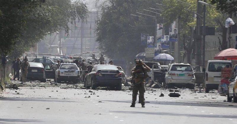 ქაბულში თალიბანის თვითმკვლელმა ტერორისტმა, სულ მცირე, 10 ადამიანი მოკლა, დაშავდა 42