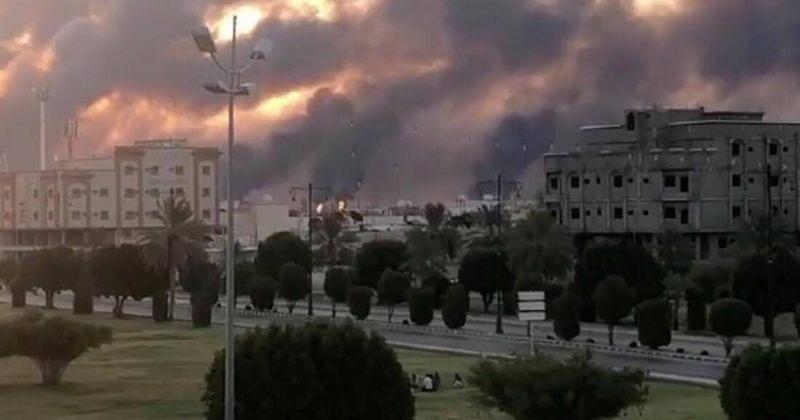 საუდის არაბეთში ნავთობის კომპანიას დრონით თავს დაესხნენ