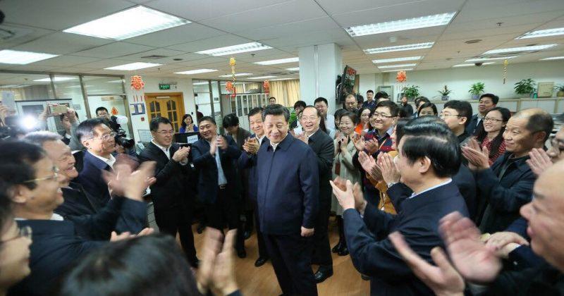 ჩინეთში პრეს ბარათის ასაღებად პრეზიდენტისადმი ერთგულების ტესტის ჩაბარება იქნება საჭირო