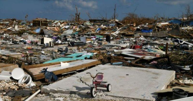 """ბაჰამის კუნძულებს """"დორიანის"""" შემდეგ ახალი შტორმი, """"უმბერტო"""", უახლოვდება"""