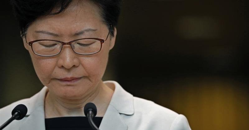 3-თვიანი პროტესტის შემდეგ ჰონგ-კონგის ლიდერი ექსტრადიციის კანონპროექტს გაიწვევს