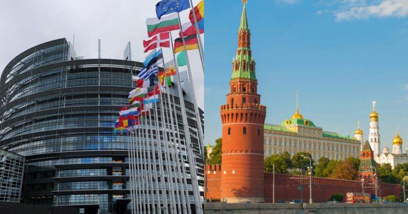 ევროპის პარლამენტმა რუსეთის მთავრობის მიერ საბჭოთა რეჟიმის დანაშაულებების დაფარვა დაგმო