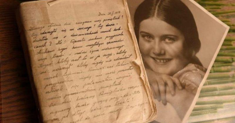 """""""პოლონელი ანა ფრანკი"""" - რენია შპიგელის დღიური პირველად ბრიტანეთში გამოიცემა"""