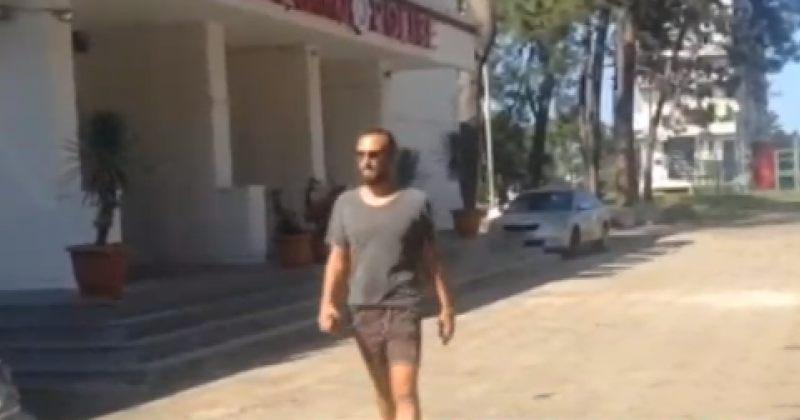 20 ივნისის აქციის მონაწილემ ქუცნაშვილს რუსეთის მონა უწოდა, ქუცნაშვილის ცოლმა მას დაარტყა