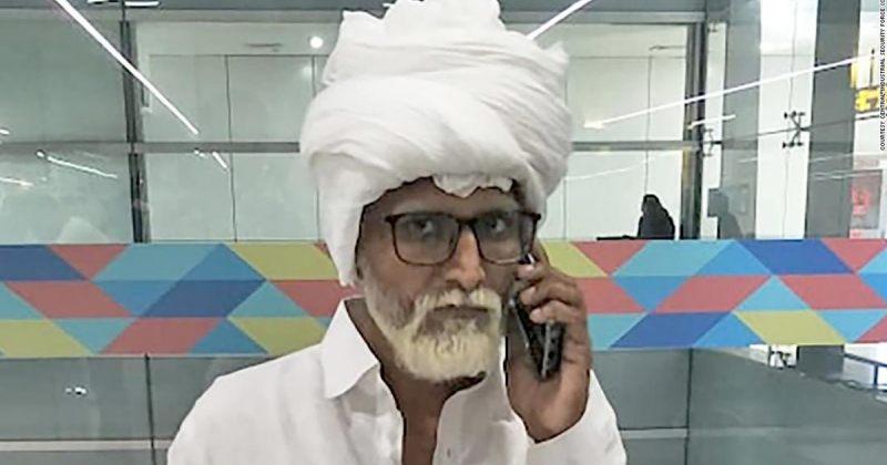 32 წლის ინდოელი კაცი თავს მოხუცად აჩვენებდა და ყალბი პასპორტით აშშ-ში წასვლას ცდილობდა