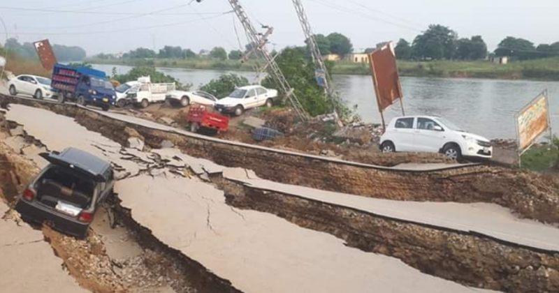 პაკისტანში მიწისძვრას 19 ადამიანის სიცოცხლე ემსხვერპლა