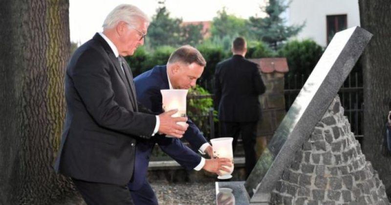 გერმანიის პრეზიდენტმა პოლონეთს ნაცისტური ტირანიისათვის პატიება სთხოვა