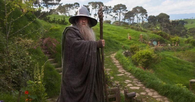 ბეჭდების მბრძანებლის სერიალს, ფილმების მსგავსად ახალ ზელანდიაში გადაიღებენ