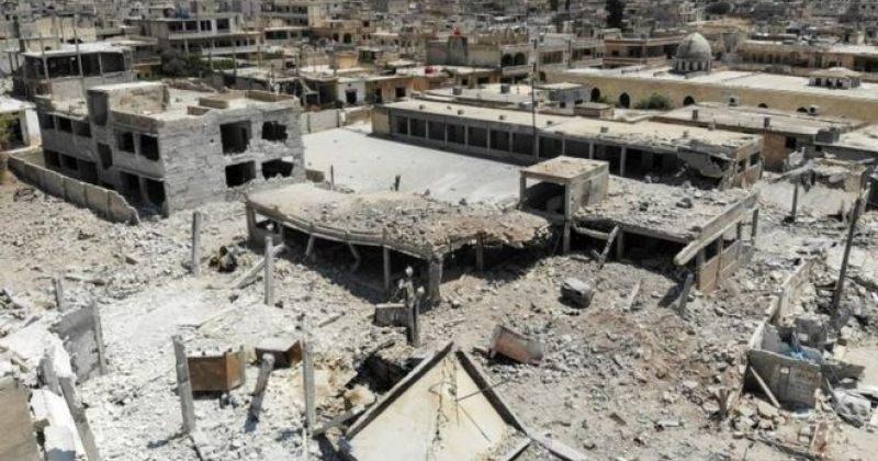 აშშ-მა სირიის იდლიბის პროვინციაში ალ-ქაიდას პოზიციები დაბომბა