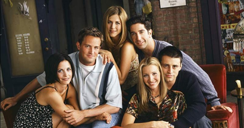 "Quiz: რამდენად კარგად გახსოვთ სერიალი ""FRIENDS""?"