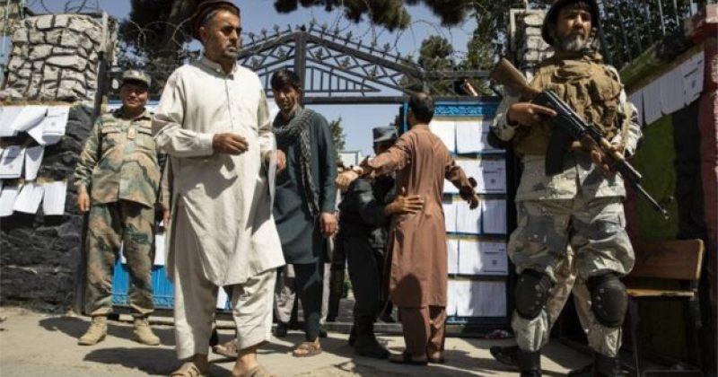 ავღანეთში საპრეზიდენტო არჩევნები ტარდება
