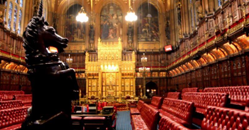 ბრიტანეთის ლორდთა პალატამ ბრექსითზე მთავრობის ახალ კანონპროექტს მხარი არ დაუჭირა