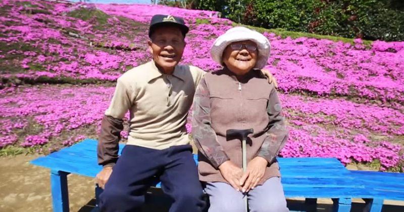 ქმარმა უსინათლო ცოლს ეზოში ათასობით ყვავილი დაურგო, რათა მას ყვავილების სუნი ეგრძნო