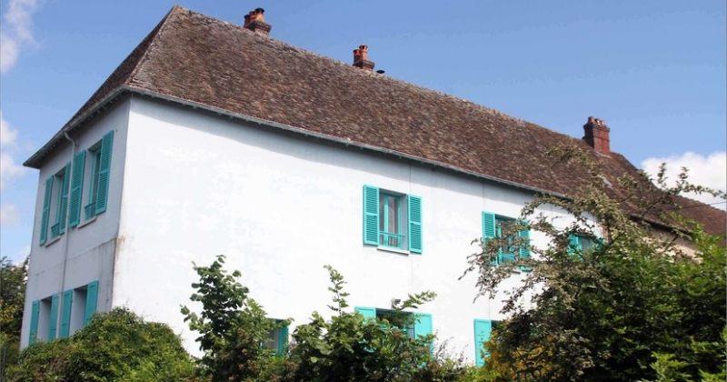 სახლი, რომელშიც კლოდ მონემ უკანასკნელი 43 წელი გაატარა, შეგიძლიათ Airbnb-ზე იქირაოთ