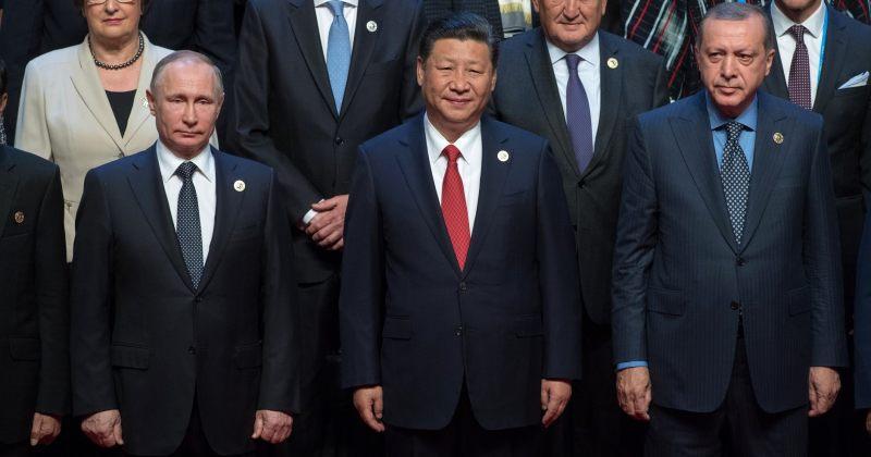 პუტინი G7-ის სახის ჯგუფში ჩინეთის, თურქეთისა და ინდოეთის ჩართვას ისურვებდა
