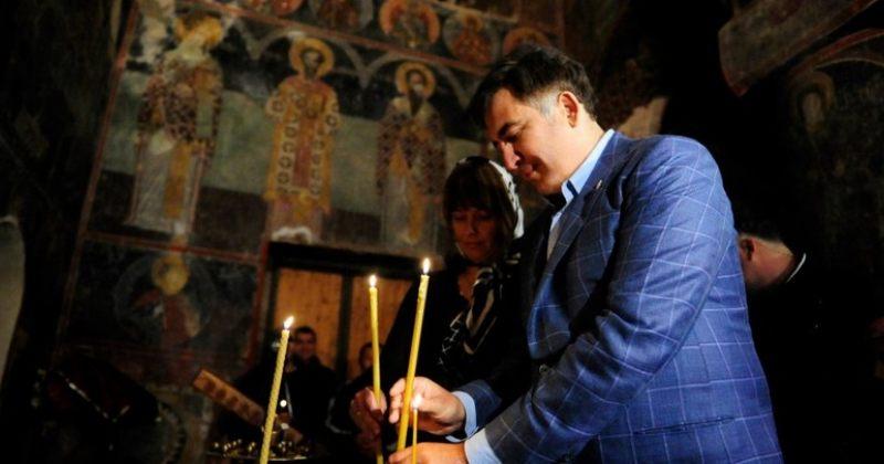 სააკაშვილი: 600 ეკლესია მაქვს აშენებული ჩემი ინიციატივით, მათ შორის ბაგრატი